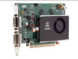 NVIDIA Quadro FX380 GDDR3, 128 bit GPU HD Gaming Graphics Card