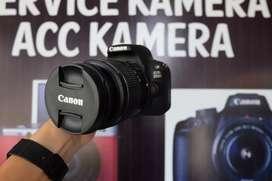 Canon 200D kit is iii Masih Garansi mulus