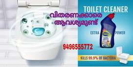 Wholesale of toilet cleaner at lowest market price