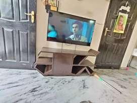 TV stand smart look