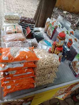 Dry fruits items available good Quality and available in low price