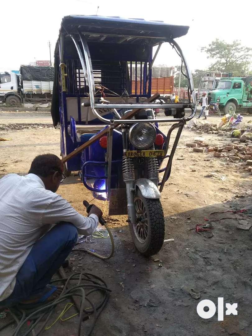 Need E rikshaw mechanic urgently, 0
