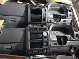 Genuine Dashboard + Metre + Glove Box Toyota LC Prado J90 96 till 2001