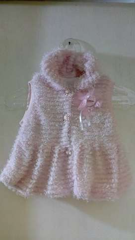 Preloved mantel bulu anak import