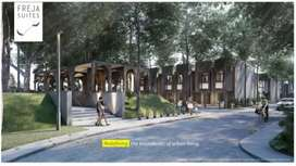 Rumah Full Furnish dan Nyaman Freja Suites di BSD City
