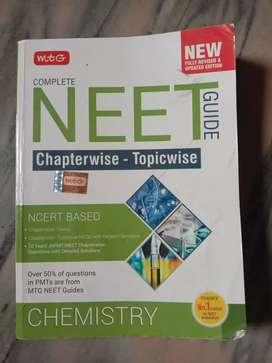 mtg NEET guide for Chemistry.