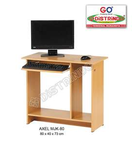 Meja Computer minimalis free ongkir radius 5 km dari cabang kami