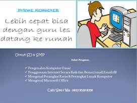 Guru private komputer sd&smp