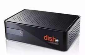 Dish Reciever with dish antenna