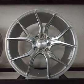 VELg racing ring 17×7,5 HSRwheel dobel pcd 8×100-114,3 cicilan 0%