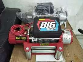 Winch BIG13000 lbs