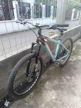 Di jual Sepeda Gunung PACIFIC Invert 450