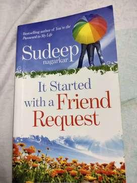 It started with FRIEND REQUEST -Sudeep Nagarkar