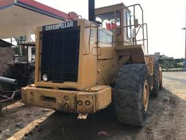 966D CAT wheel Loader 2017 Europe import
