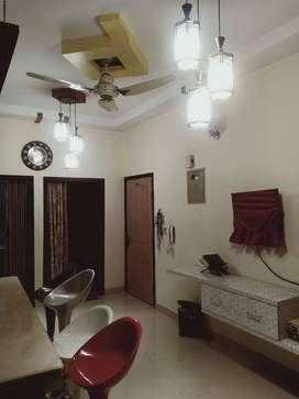 Brand new furnished portion in Nazimabad No.2 (With Roof)
