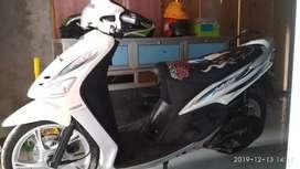 Yamaha mio sporty tahun 2007