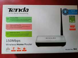 Tenda 150Mbps Wireless Home Router