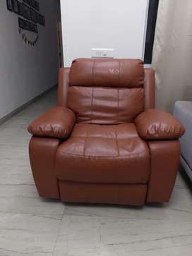 Recliner, urban ladder will bill, 2 years old, good condition