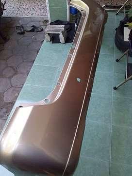 Bumper belakang Innova 2004-2007 + Bumper besi