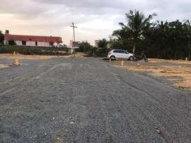 Premium villa plots for sale @ Mannivakkam (Mudichur Road)