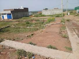 Plot 4.5 marla plot for sale in fateh Jang city.