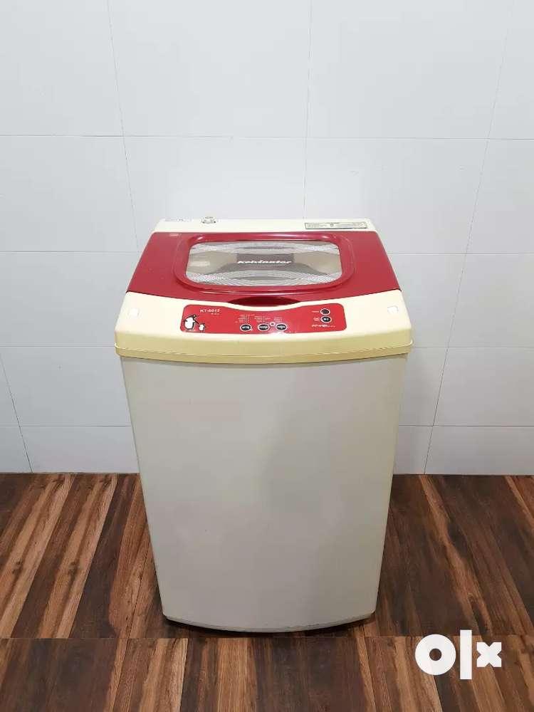Kelvinator top load fully automatic washing machine