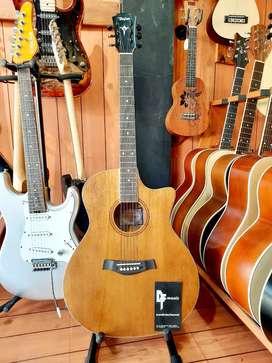 Gitar Akustik Taylor Double Run