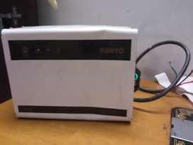 Koryo stabilizer 4 kva for 1.5 ton ac.