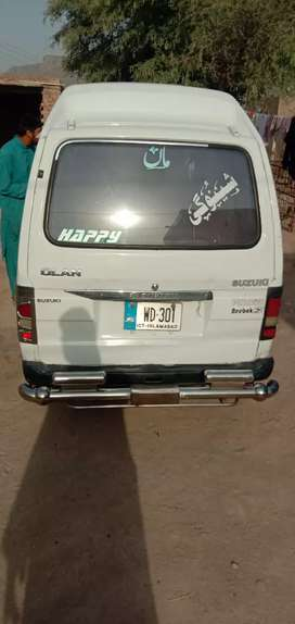Suzuki carry Bolan 2012 Model. Islamabad Number.