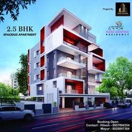 2bhk flat for sale near Agragrami school wardha arvi road