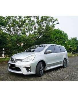 DIJUAL Nissan Grand Livina HWS Autech paling LANGKA dijalanan