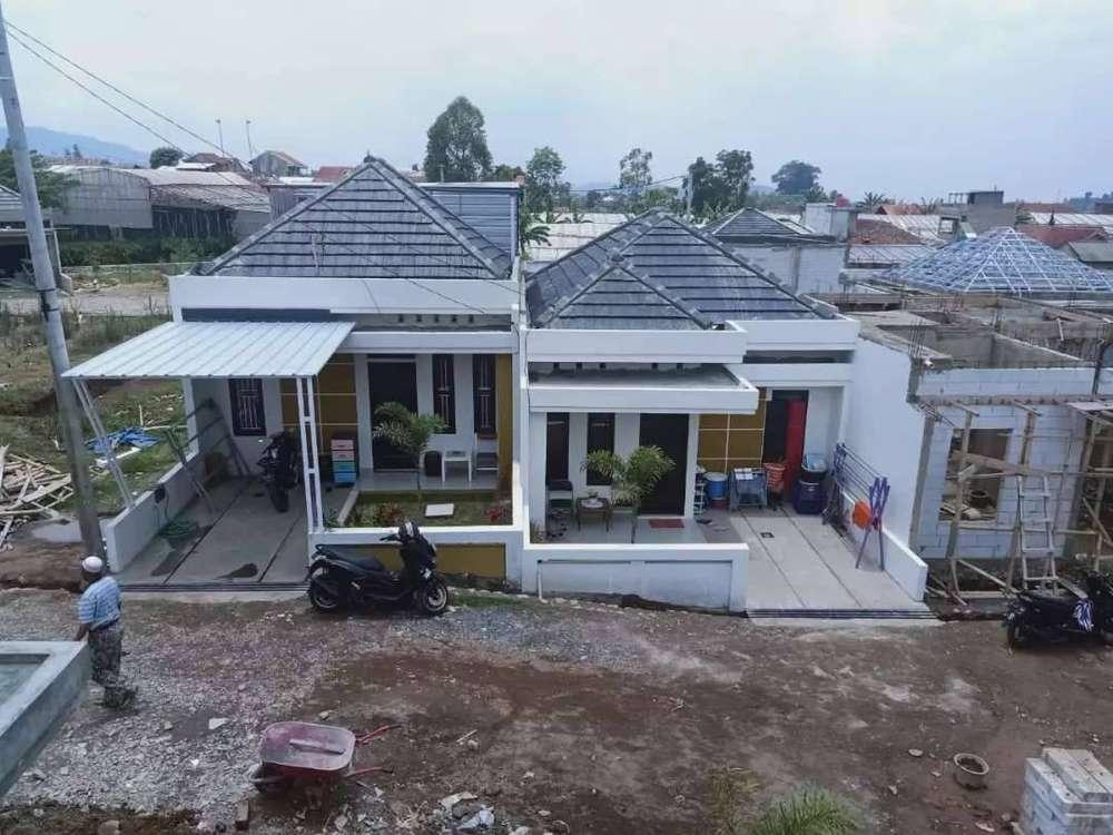 rumah 2 lantai bebas banjir nan asri