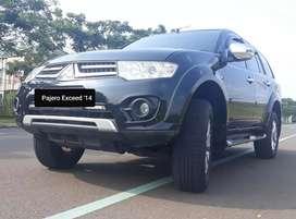 Mitsubishi Sport 2.5 Exceed,2014,Hitam,Genap