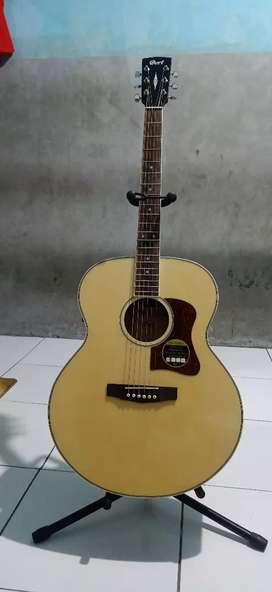 Gitar Cort CJ-MEDX NAT & STAND GITAR