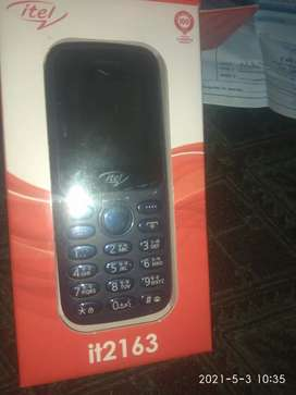 itel keypad mobile 11 day old