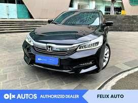 [OLXAutos] Honda Accord 2.4 VTi L Bensin A/T 2017 Hitam #FelixAuto