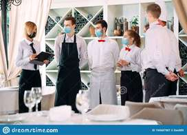 Available <*  Hotel / Restaurant/ Fast food staff all Over Maharashtra