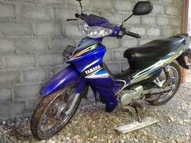 Jupiter Z 2004 Biru