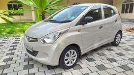 Hyundai Eon Magna +, 2014, Petrol