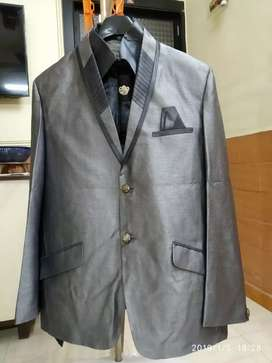 Reception or party wear coat pant
