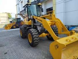 Wheel Loader Murah Sonking Kapasitas 0,8-1,1 Kubik Di Konawe