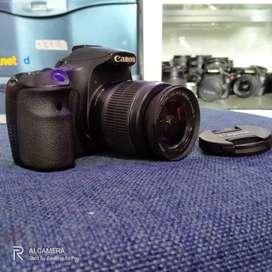 Kamera DLSR Canon 60D Istimewa