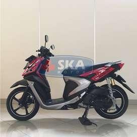 Cash/Kredit Xride 125 Tahun 2018 SKA MOTOR
