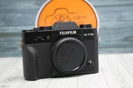 Fujifilm XT 10 Mulus NEGO