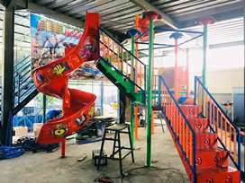 Pabrik waterboom prosotan playground air odong odong AF