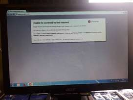 Jual monitor Acer 14 inch