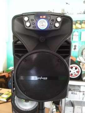 Speaker Advance H801N Bluetooth Portable