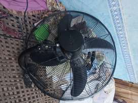 GFC BRACKET FAN WITHOUT MYGA PANEL
