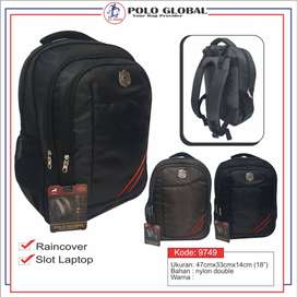 PROMOO HOT tas ransel polo global best quality