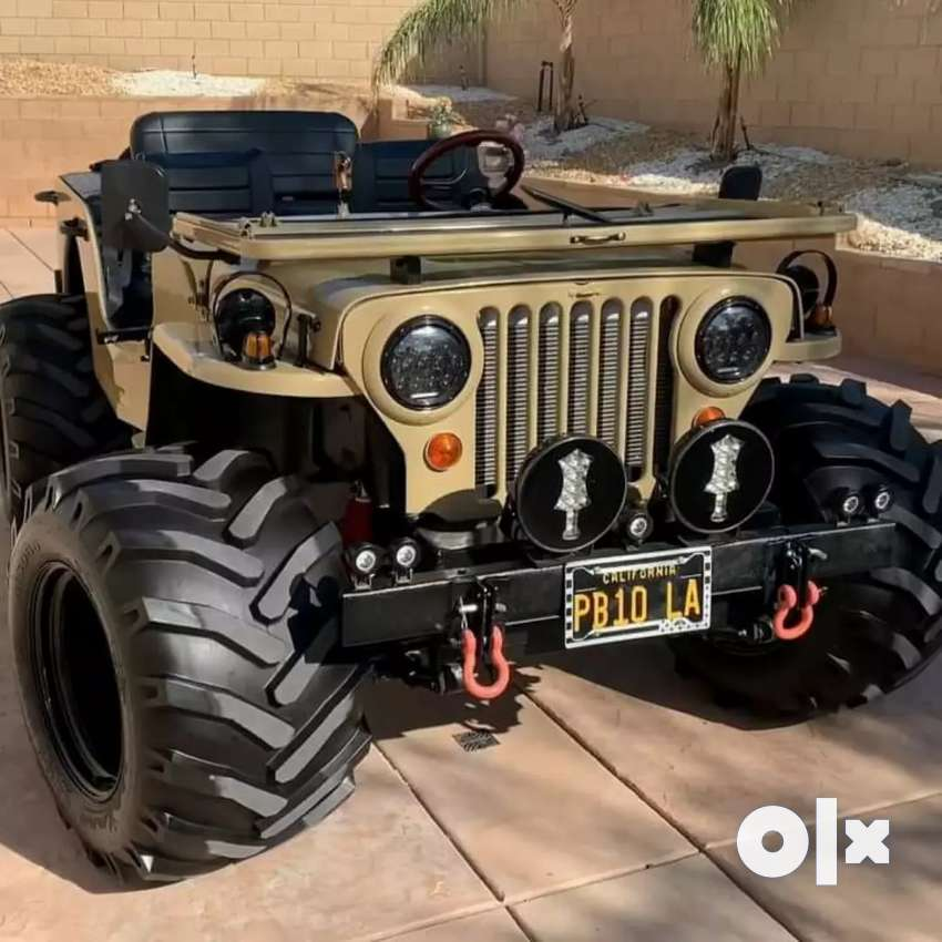 Rahul jeep modified-All jeep order Base Ready